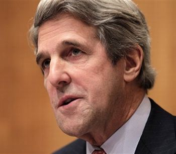 John Kerry arrives in Middle East to fix ties
