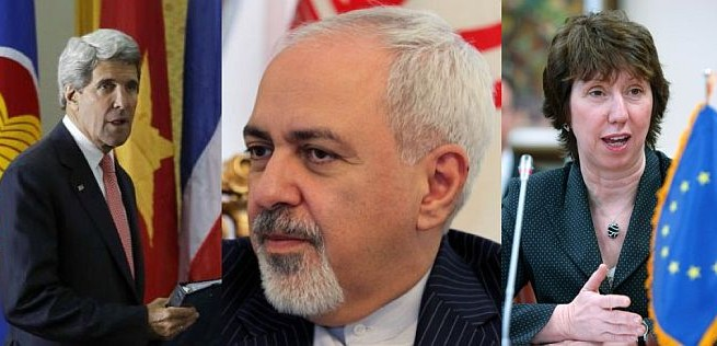 World powers' representatives in consultations about Iran n-talks