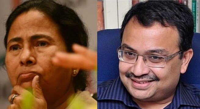 Arrested Trinamool MP urges police to take Mamata's help