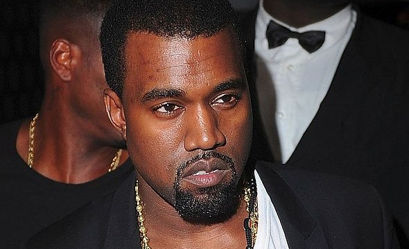 Kanye West wears `controversial` confederate flag on jacket sleeve