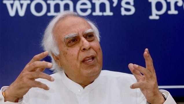 How can Modi make history when he doesn't know Mahatma Gandhi's first name: Sibal