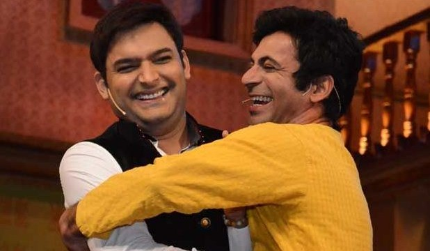 I love Sunil, Gutthi: Kapil Sharma
