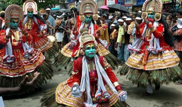 Kerala classical arts festival starts in Dubai