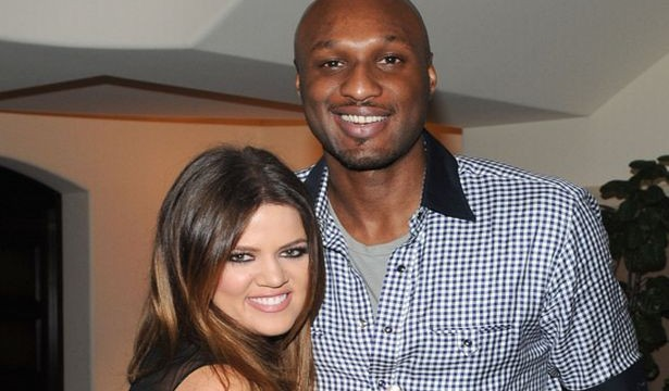 Lamar Odom celebrates Thanksgiving with dad instead of Khloe