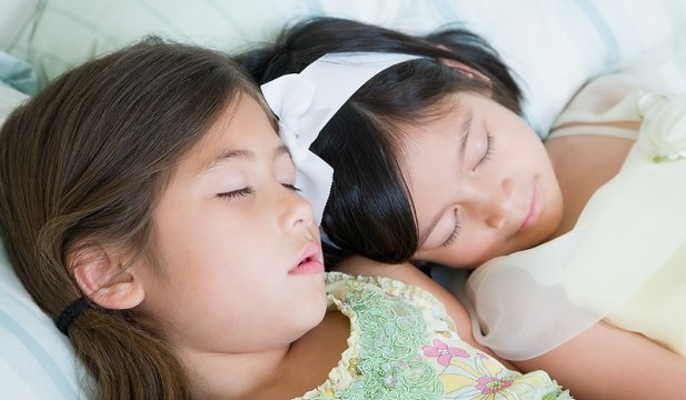Kids who sleep more less prone to putting on weight