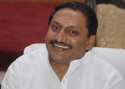 Andhra bifurcation will lead to security concerns: Kiran Reddy