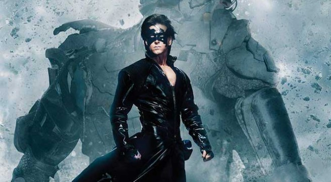 'Krrish 3' reaps gold in Andhra Pradesh, Tamil Nadu