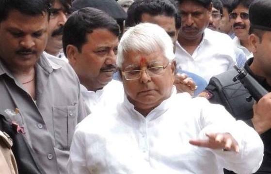 Lalu Prasad moves apex court for bail