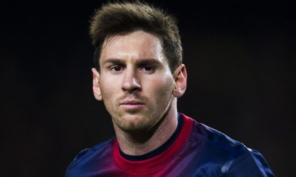 Messi admits he's not totally fit