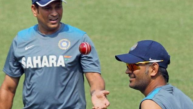 Why the 'e' after Sachin?: Dhoni