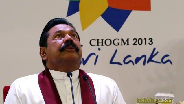 Don't turn Commonwealth into 'judgemental' body: Mahinda Rajapaksa
