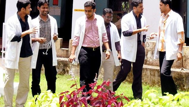 MBBS students demand expulsion of tainted batchmates