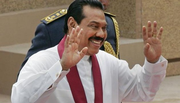 Manmohan Singh's letter to me does not address Tamil issue: President Rajapaksa