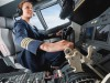 Majority of travellers don't trust female pilots