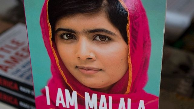 Malala's book banned by private schools in Pakistan