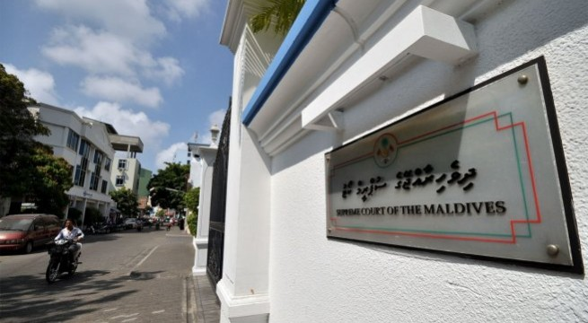Maldives SC puts off presidential poll run-off