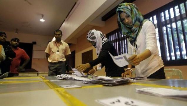 Maldivian presidential election re-run begins Saturday