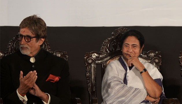 Can't do without you: Mamata to Bachchan clan