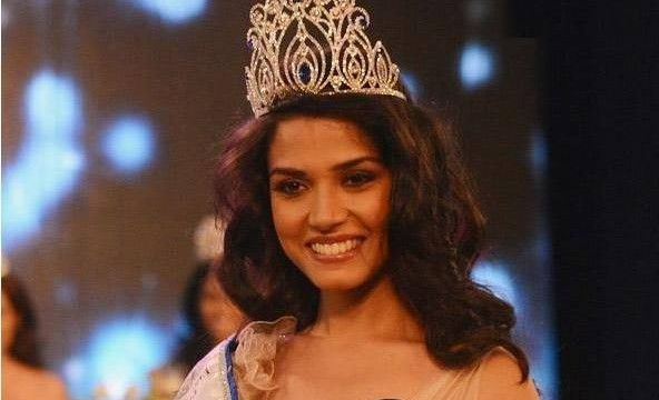 India's Manasi Moghe out of Miss Universe race