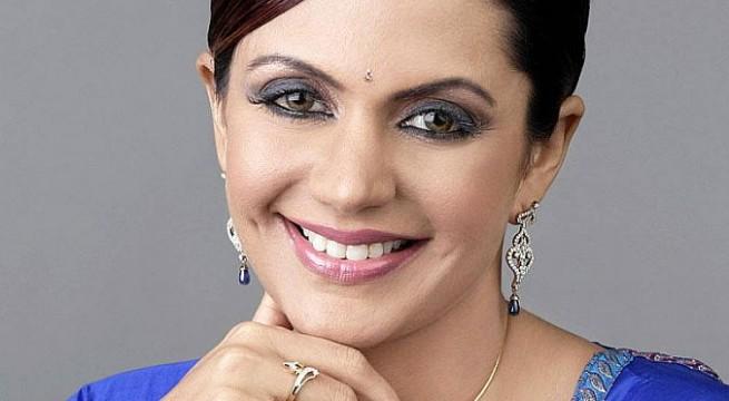 Once Shanti, now Nikita: Mandira Bedi