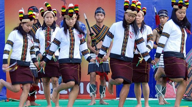 Manipur's Kut Festival sends out message of peace and harmony