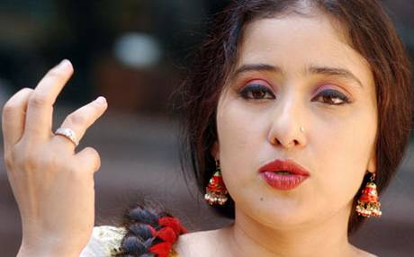 Jaundice-struck Manisha recovering