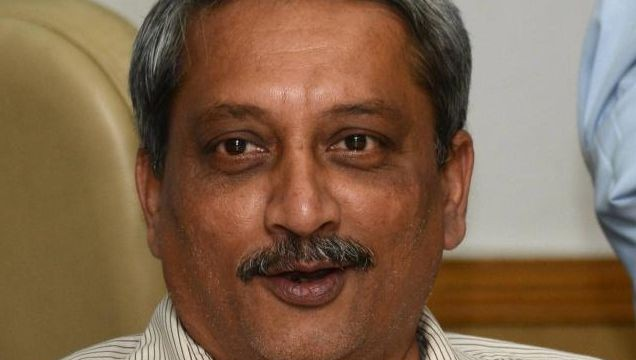 Parrikar denies interference in Tejpal case