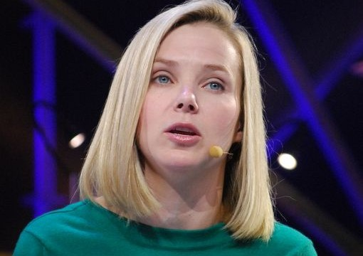 Marissa Mayer says Yahoo is all about `entertaining`