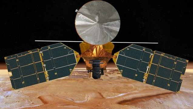 Mars Orbiter raised to over 1 lakh km