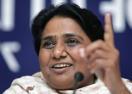 Mayawati rules out alliance with any party ahead of 2014 general elections