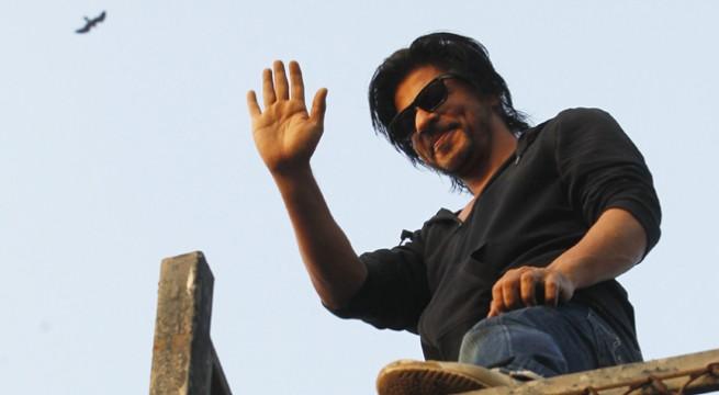 Minor fire at SRK's residence, 'all safe'