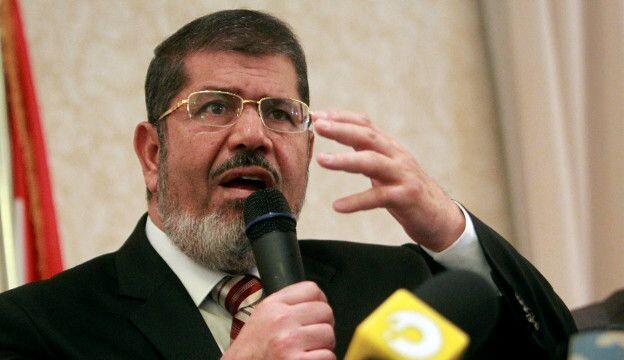 Mohamed Morsi 'steadfast' in jail, says wife