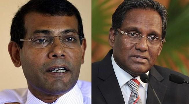 Nasheed demands resignation of Maldives president