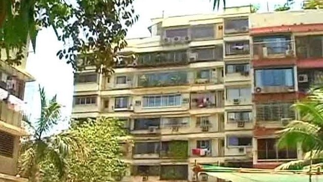 Mumbai's Campa Cola Society fights eviction, blocks compound gate