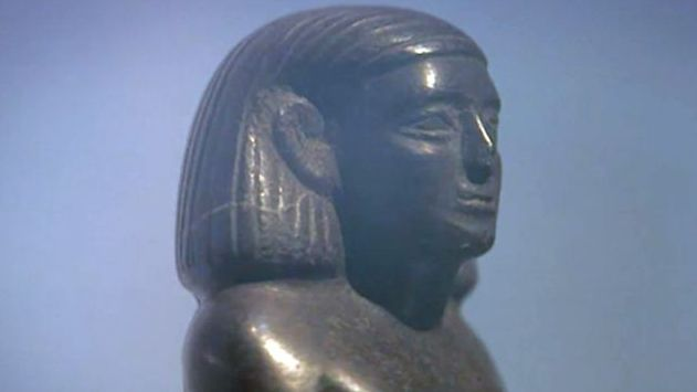 Mystery behind rotating 4000-year-old Egyptian statue solvedMystery behind rotating 4000-year-old Egyptian statue solved