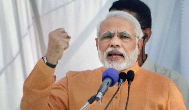 Modi condoles Mandela's death, says 'world has lost an apostle of peace and non-violence'