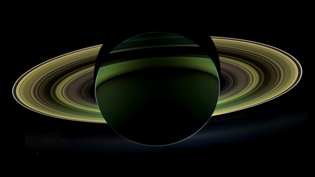 NASA releases spectacular new image of Saturn