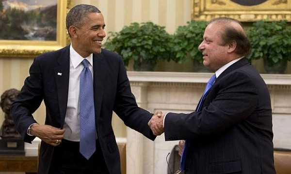 US drone attacks violate Pak sovereignty: Sharif
