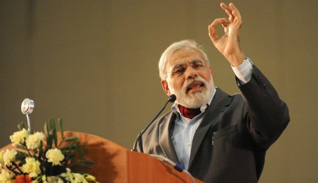 Narendra Modi shortlisted by Time magazine for 'Person of the Year 2013' title