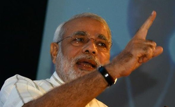 Congress never cared for the welfare of tribals, says Modi