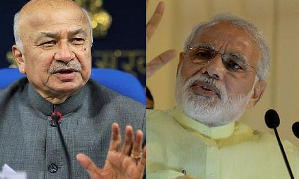 Modi is no challenge for Congress, says Shinde