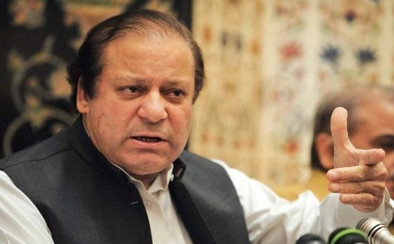 Nawaz Sharif rejects 'tough stance' against U.S. post Mehsud's death in drone strike