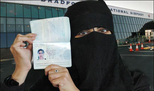 New Oz burqa law makes lifting veil for women's identification by police mandatory