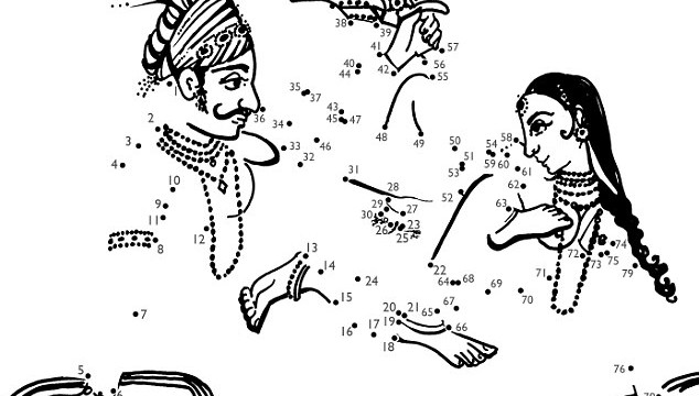 New dot-to-dot version of Kama Sutra sex guide launched