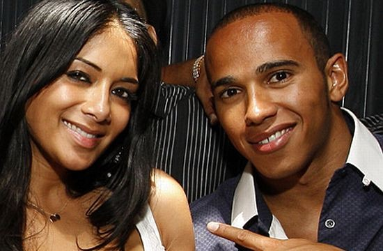 Lewis Hamilton worried about ex Nicole Scherzinger`s declining weight