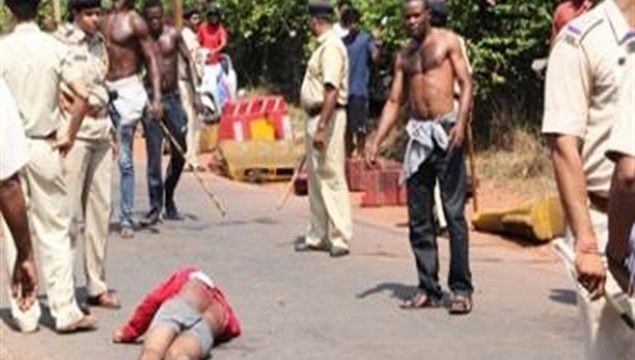 Nigerian violence: Goa! Police seek footage from news channels