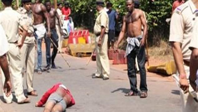 Nigerian violence: Goa! Police seek footage from news channels