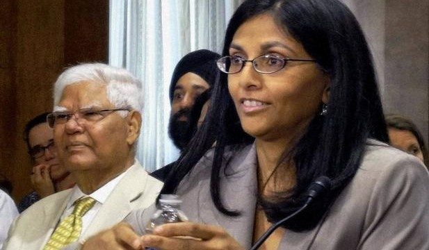 Nisha Desai Biswal becomes first Indian-American point person for South Asia