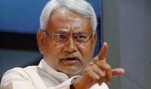 CBI reports on plea to make Nitish accused in fodder scam