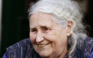 Nobel laureate author Doris Lessing dies at 94
